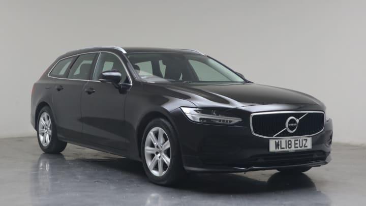 2018 used Volvo V90 2L Momentum D4