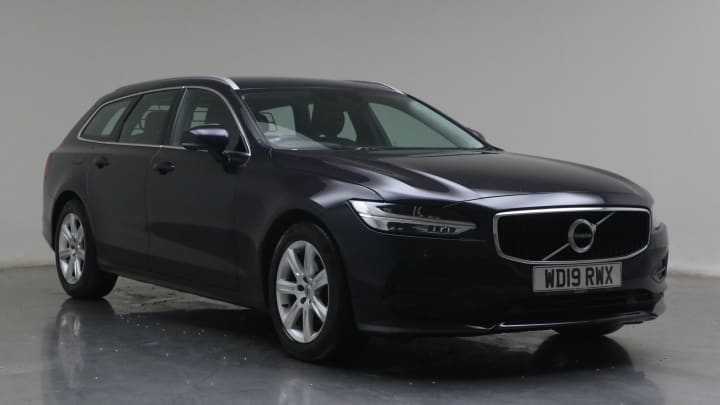 2019 used Volvo V90 2L Momentum D4