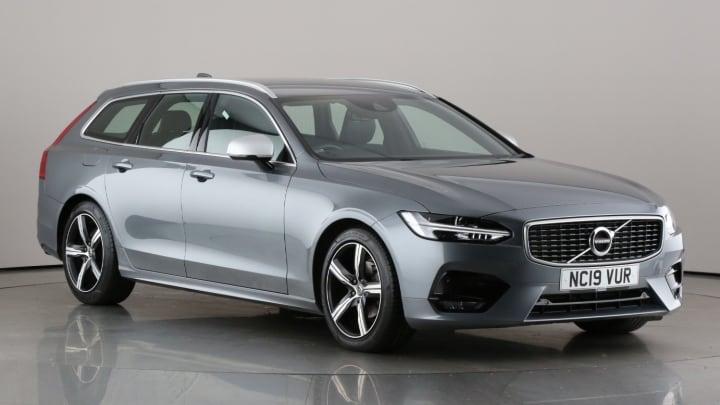 2019 used Volvo V90 2L R-Design D4