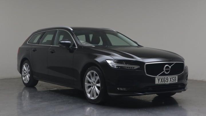 2019 used Volvo V90 2L Momentum Plus T4