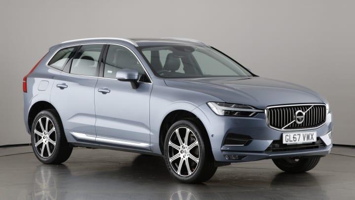 2017 used Volvo XC60 2L Inscription Pro T5