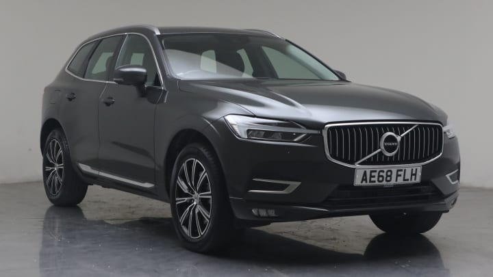 2018 used Volvo XC60 2L Inscription T5