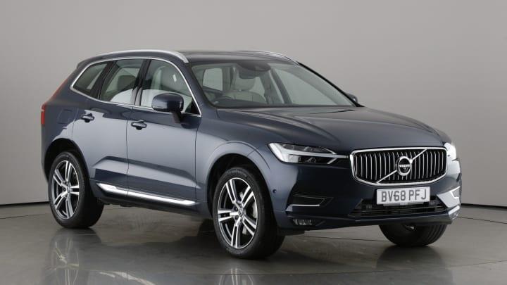 2018 used Volvo XC60 2L Inscription Pro T5