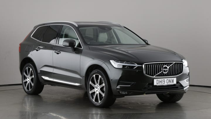 2019 used Volvo XC60 2L Inscription Pro T5