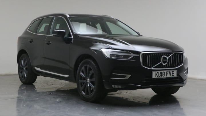 2018 used Volvo XC60 2L Inscription PowerPulse D5