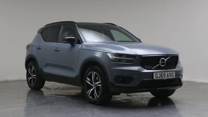 2019 used Volvo XC40 2L R-Design D3