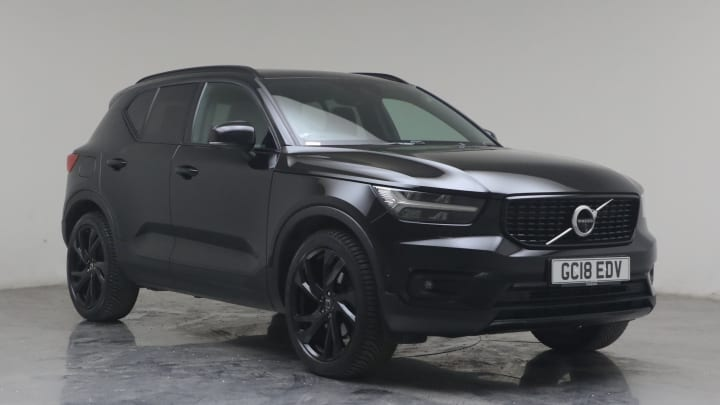 2018 used Volvo XC40 2L First Edition D4