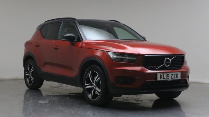2019 used Volvo XC40 2L R-Design D4