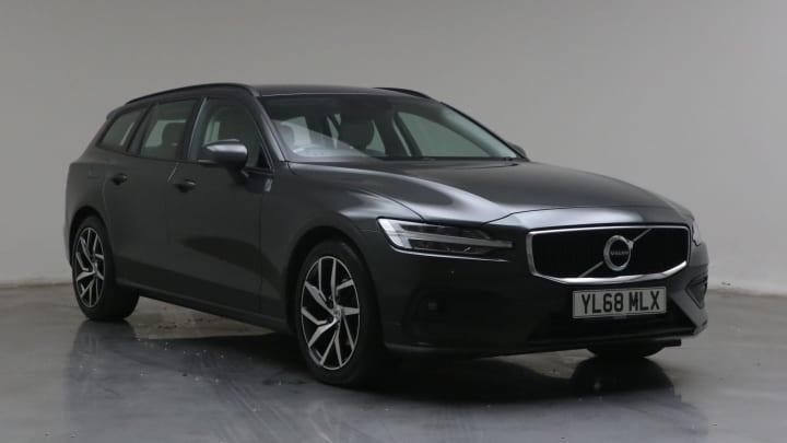 2019 used Volvo V60 2L Momentum Pro D3