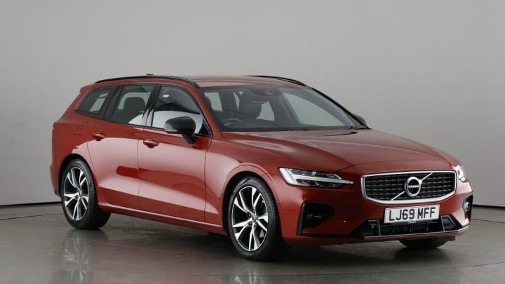 2019 used Volvo V60 2L R-Design D4