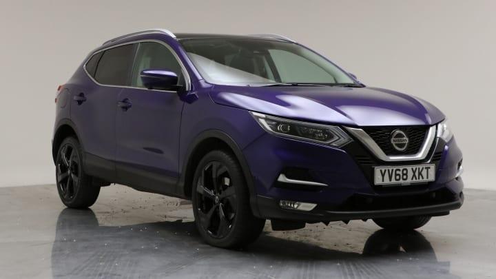 2019 Used Nissan Qashqai 1.5L Tekna dCi