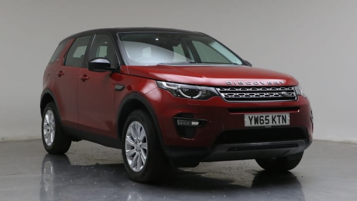 2015 Used Land Rover Discovery Sport 2L SE Tech TD4