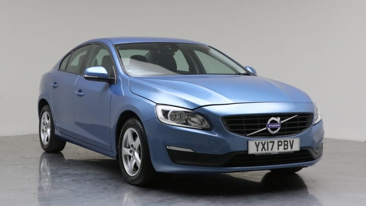 2017 Used Volvo S60 2L Business Edition D3