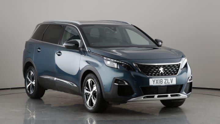 2018 Used Peugeot 5008 1.6L GT Line THP