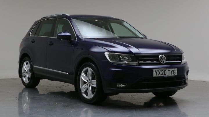 2020 Used Volkswagen Tiguan 2L Match TDI