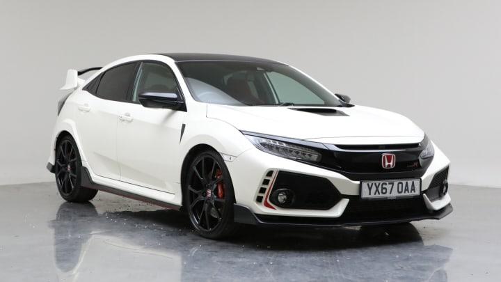 2017 Used Honda Civic 2L Type R GT i-VTEC