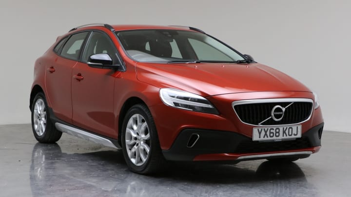 2018 Used Volvo V40 Cross Country 1.5L T3