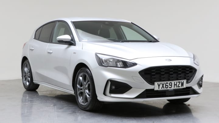 2020 Used Ford Focus 1L ST-Line EcoBoost T