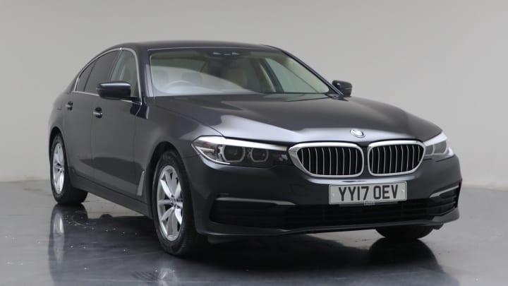 2017 Used BMW 5 Series 2L SE 520d