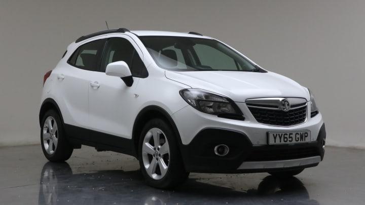 2015 Used Vauxhall Mokka 1.6L Tech Line CDTi