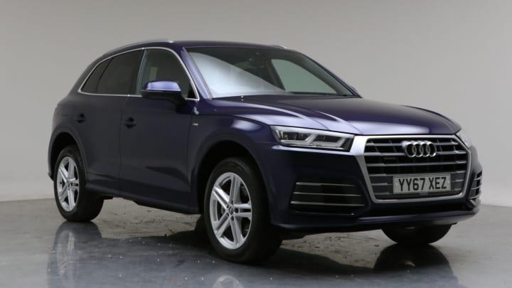 2017 Used Audi Q5 2L S line TFSI