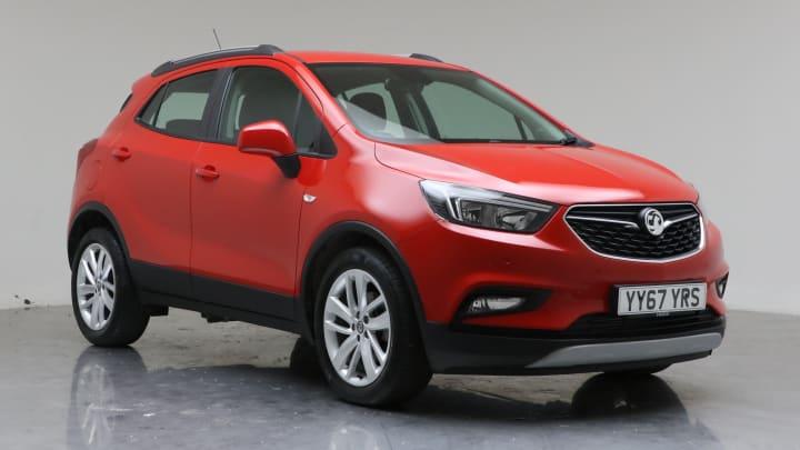 2018 Used Vauxhall Mokka X 1.4L Active ecoTEC i Turbo