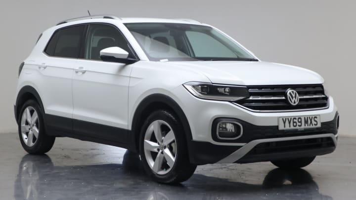 2019 Used Volkswagen T-Cross 1L SEL TSI