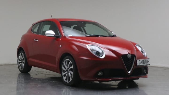 2018 used Alfa Romeo MiTo 0.9L Super TwinAir TB