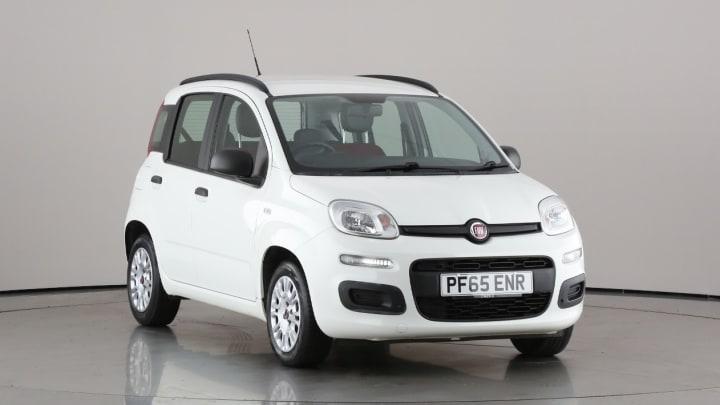 2015 used Fiat Panda 1.2L Easy