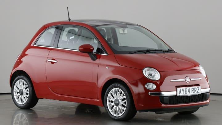 2014 used Fiat 500 1.2L Lounge