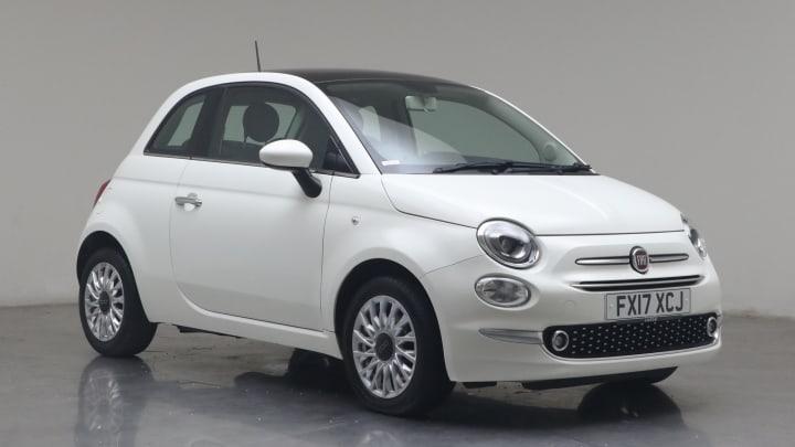 2017 used Fiat 500 1.2L Lounge 8V