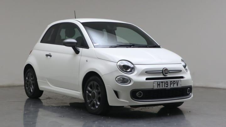2019 used Fiat 500 1.2L S 8V