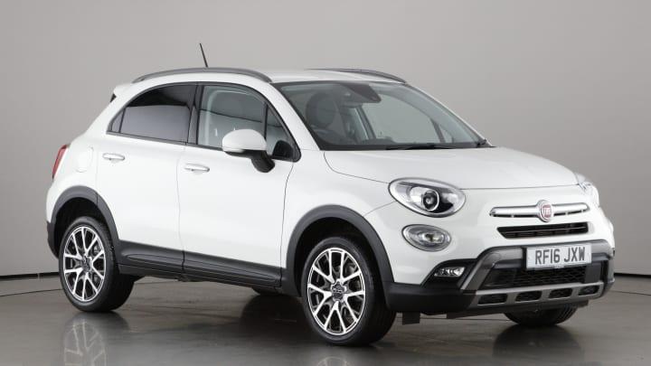 2016 used Fiat 500X 2L Cross Plus MultiJetII