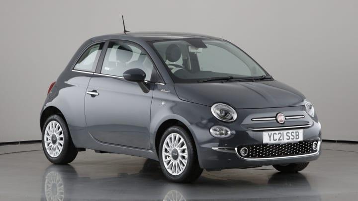 2021 used Fiat 500 1L Dolcevita MHEV