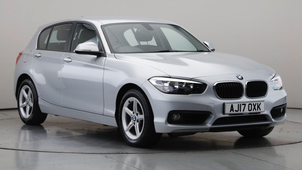 2017 Used BMW 1 Series 2L SE 118d