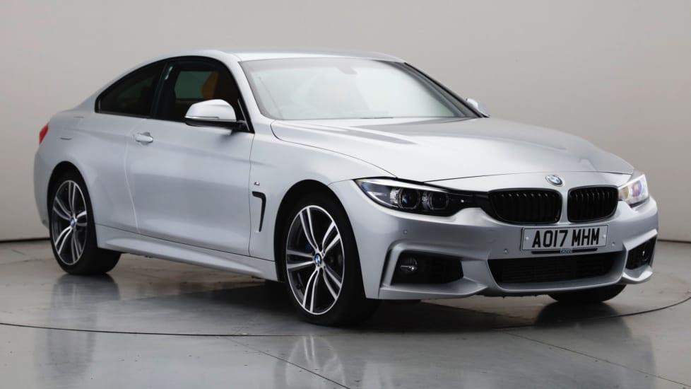 2017 Used BMW 4 Series 3L M Sport 435d