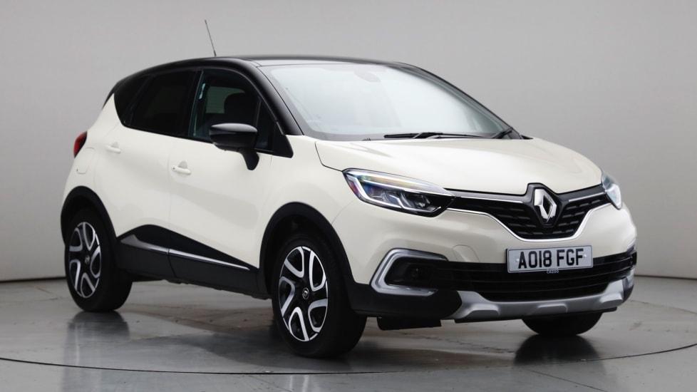 2018 Used Renault Captur 0.9L Dynamique S Nav TCe