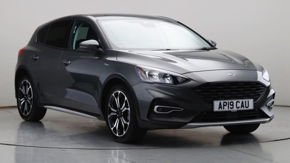 2019 Used Ford Focus 1.5L Active X EcoBoost T