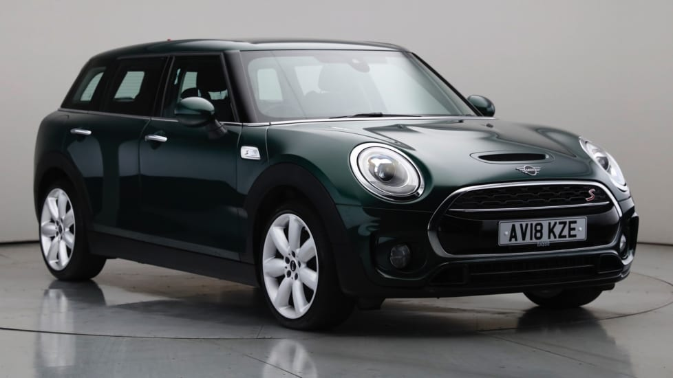 2018 Used Mini Clubman 2L Cooper S
