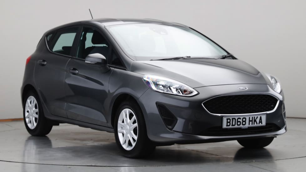 2018 Used Ford Fiesta 1.1L Style Ti-VCT