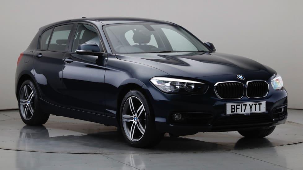 2017 Used BMW 1 Series 2L Sport 118d