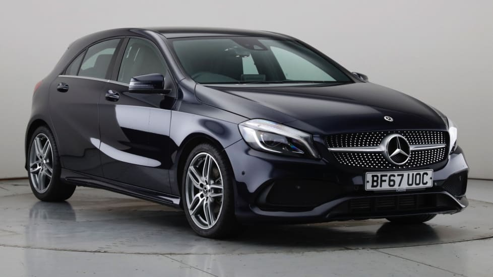 2017 Used Mercedes-Benz A Class 1.6L AMG Line A200