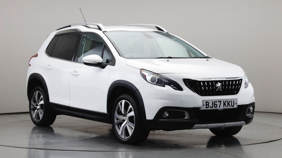2017 Used Peugeot 2008 1.6L Allure BlueHDi