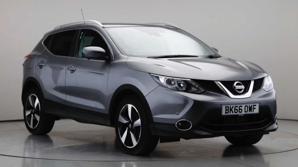 2016 Used Nissan Qashqai 1.6L N-Connecta dCi