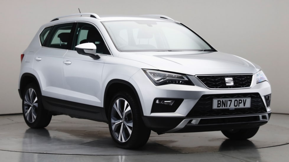 2017 Used Seat Ateca 1.6L SE Technology Ecomotive TDI