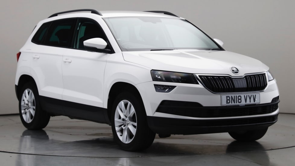 2018 Used Skoda Karoq 1.5L SE Technology TSI