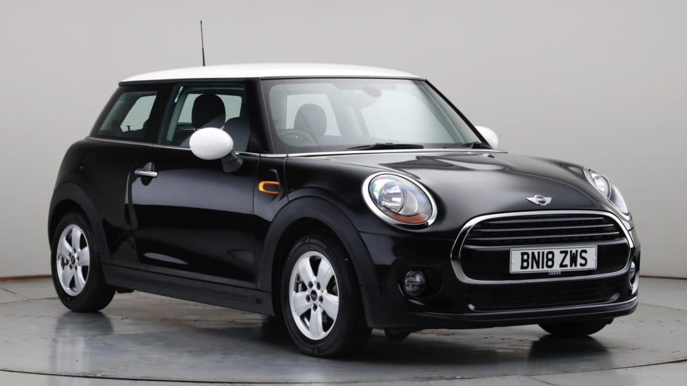 2018 Used Mini Hatch 1.5L Cooper