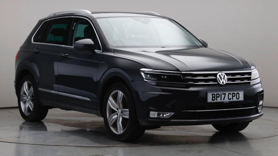 2017 Used Volkswagen Tiguan 2L SEL BlueMotion Tech TDI