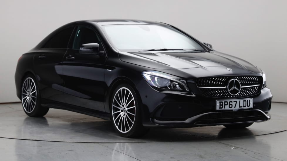 2018 Used Mercedes-Benz CLA Class 2L AMG WhiteArt CLA250