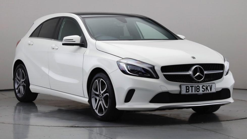 2018 Used Mercedes-Benz A Class 2.1L Sport Edition Plus A200d